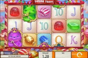 Бесплатный автомат Sugar Trail