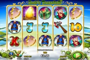 Игровой автомат Jacks Beanstalk