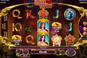 Игровой автомат Miss Midas