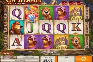 Онлайн автомат Goldilocks