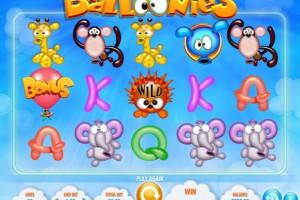 Игровой автомат Ballonies