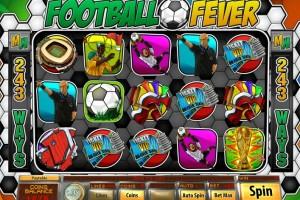 Игровой автомат Football Fever