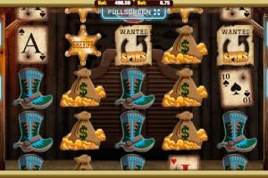 Игровой автомат Gunslingers Gold