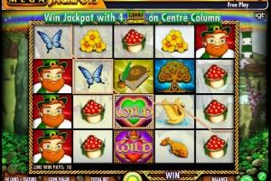Игровой автомат Isle of Plenty