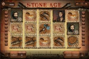 Игровой автомат Stone Age