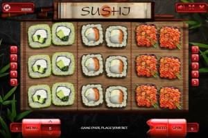 Игровой автомат Sushi
